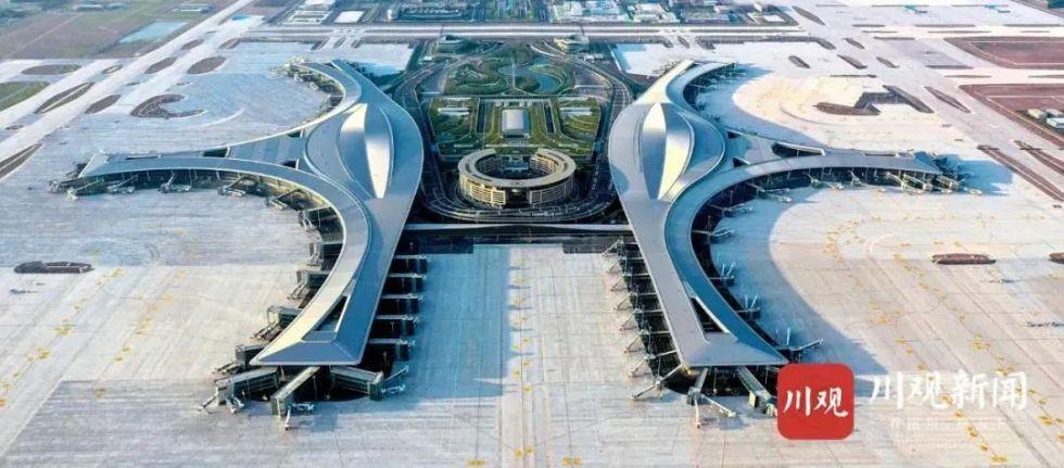 @資陽人,天府國際機場首批8家航司航班計劃公布,這份趕飛機攻略快收藏!
