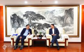 四川交投集团公司与中车资阳机车公司举行工作座谈