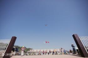 到临空经济区参加摄影采风活动,一起展望建设中的资阳!