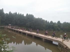 【我的小长假游记】中秋国庆双节同庆,今天骑游保和镇黄谷村公园,空气润,草木芳!