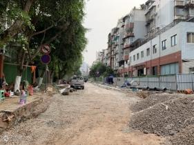 资阳滨河西路二段一巷在道路改造,大家请绕行哦!