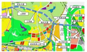 资阳市三贤路及雷音大桥(含滨江快行线)建设项目规划公示