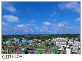 有一种蓝叫美丽的资阳蓝,昨晚暴雨过后,今天迎来晴空万里!