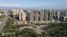 航拍美丽的沱江河两岸,未来资阳线修了发展无限!