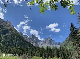 挑戰自己,攀登人生中的第一座5000+雪山,四姑娘山!