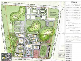 资阳市职教中心转型升级项目已开始场平工作,资阳师范校将迁建至此,原址改建为九义校