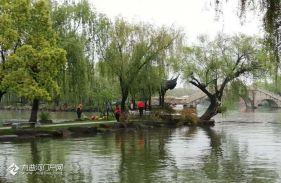 南湖:滿眼都是江南煙雨的韻味