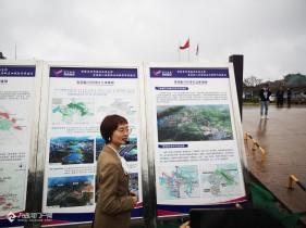 40余名网络代表人士齐聚资阳临空经济区进行了采风活动!